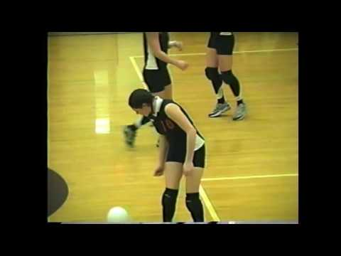 NCCS - Plattsburgh Volleyball  1-14-03