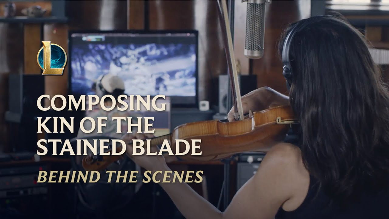 Composing Kin of the Stained Blade | Behind the Scenes - League of Legends