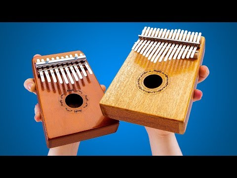 Kalimba, the most relaxing instrument? | LOOTd Unboxing