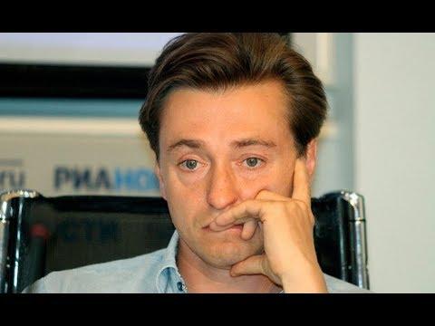 Сергея Безрукова лишили детей: бывшая избранница вышла замуж за британца и уехала из страны