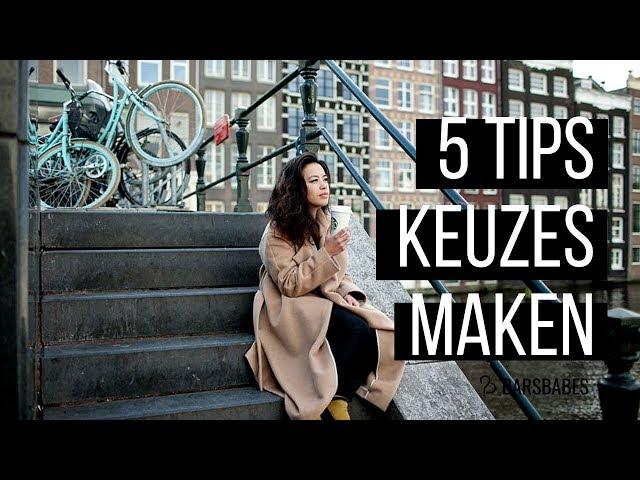 Keuze maken in je business | 5 tips hoe je op je intuitie kan vertrouwen
