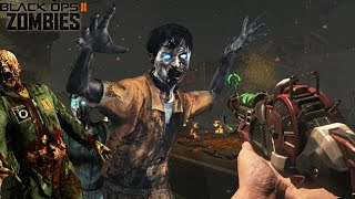Call of Duty: Black Ops 2 - Zombies Town | RAW GAMEPLAY