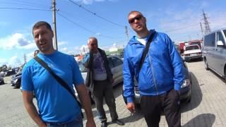Нерастаможенные автомобили в Украине ( часть 1 ) общаемся с продавцами машин