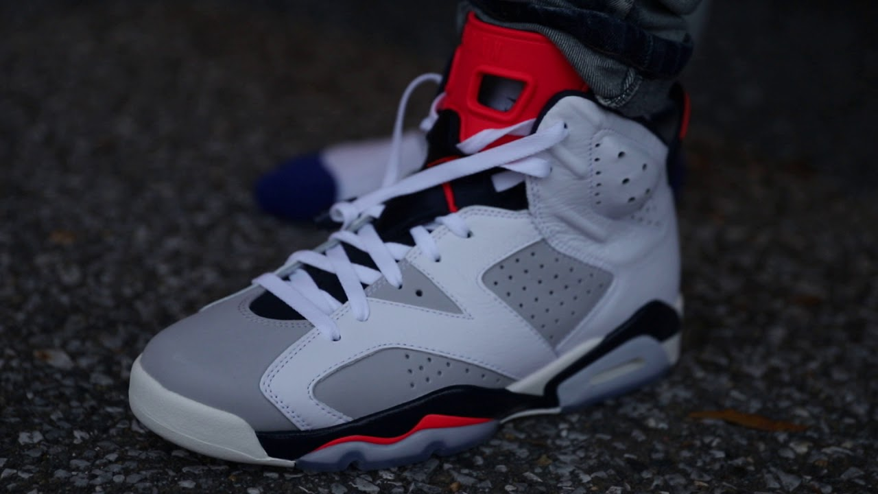 """a82eb3cbc94a Air Jordan 6 """"Tinker"""" (Dope or Nope) + On Foot - YouTube"""