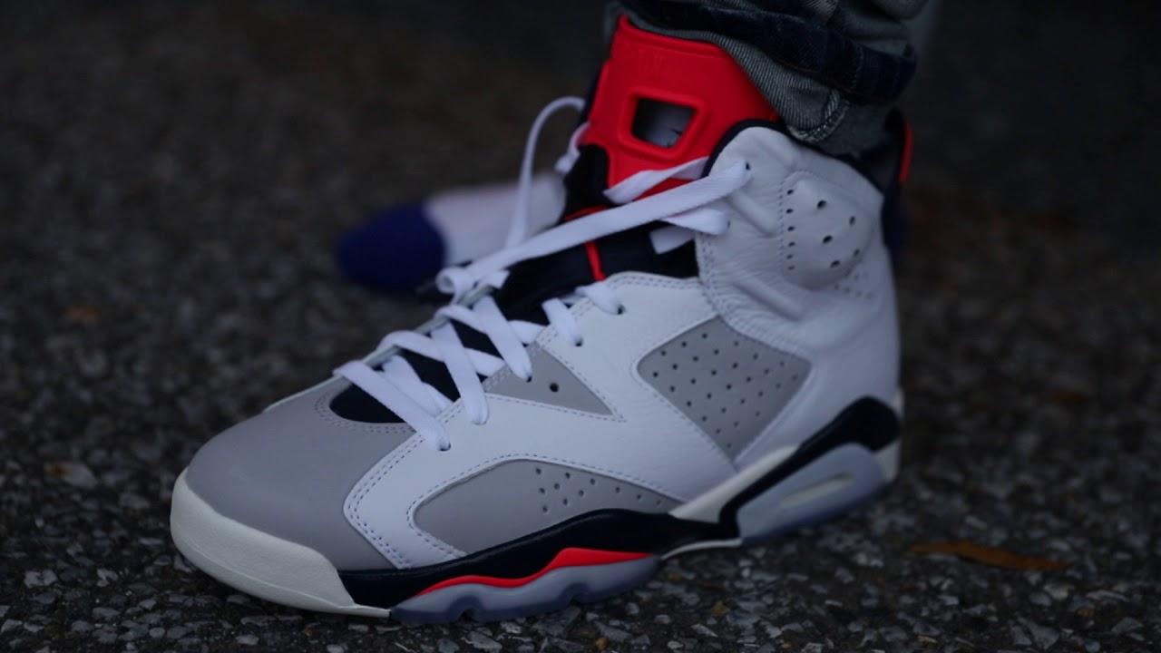 "premium selection f36ff 56492 Air Jordan 6 ""Tinker"" (Dope or Nope) + On Foot"