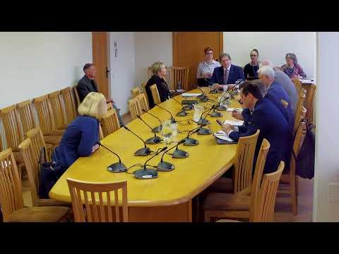 2019-05-29 Švietimo ir mokslo komiteto posėdis