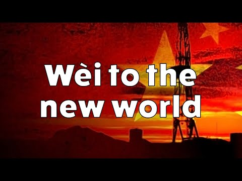 Wèi  to the New World - How China is leading the Renewable Energy Revolution