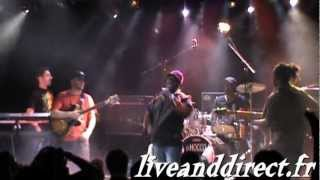 BARRINGTON LEVY & THE FRENCH ROSES BAND - LE PLAN - RIS ORANGIS - 25/06/2012