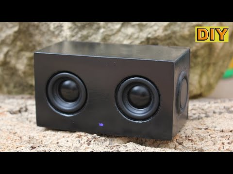 DIY: Mini Bluetooth Speaker