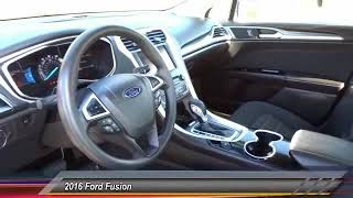 2016 Ford Fusion Diamond Hills Auto Group - Banning, CA - Live 360 Walk-Around Inventory Video 12623
