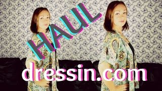 HAUL Dressin.com / 9/2015 / LADYSASETKA
