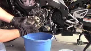 600 F4i Honda CBR Alternator Almashtirish Qoplash