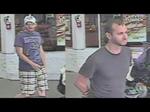 Kingsport police seek two men connected to credit card theft, fraud