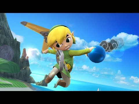 Top 10 Projectile Plays - Super Smash Bros for Wii U