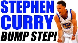 How To Stephen Curry Bump Step! Basketball Moves To Get To The Rim | Get Handles Basketball