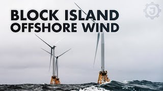 The First US Offshore Wind Farm!