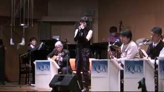 Download AQUA Jazz Orchestra Play Glenn Miller Sounds and with Mari Shimomura 2015 1/10 at 亥の子谷コミュニティセンター MP3 song and Music Video