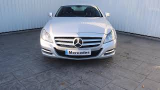 MERCEDES-BENZ CLS 2.1 CLS250CD…