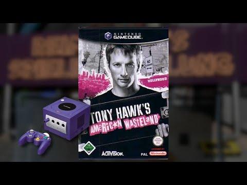 Gameplay : Tony Hawks American Wasteland [GameCube]
