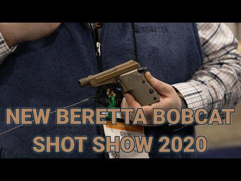 New Beretta Bobcat Models At SHOT Show 2020