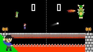 If Pong had Super Mario Physics