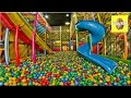 ♥ Disney Toy Magic Presents ♥ Cool Kids ♥  Balls Fun ♥ Ball Play Factory Family Video