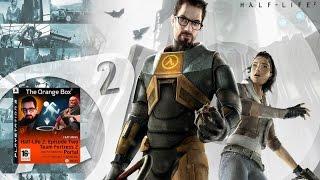 Halfi-Life 2 на PS3 Адский стрим с полным прохождением за один присест!