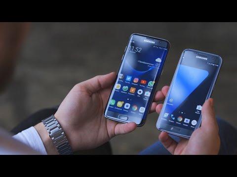 Android 7.0 Nougat для Galaxy S7 / S7 Edge — обзор