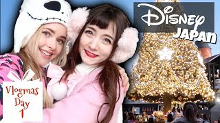 Video What Tokyo's DISNEY SEA is Like at Christmas | Vlogmas Day 1 download MP3, 3GP, MP4, WEBM, AVI, FLV Agustus 2018