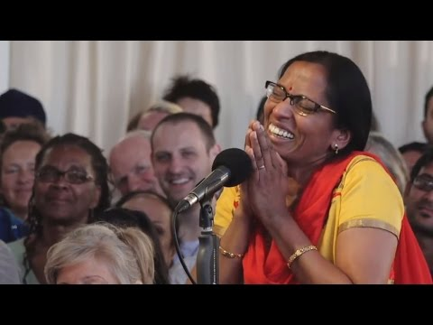 Divine Laughter with Mooji