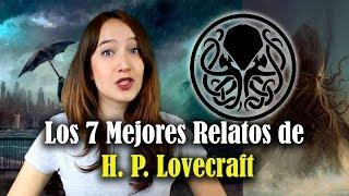 Hora de Cierre: Los 7 Mejores relatos de H. P. Lovecraft (ft. Rubén Caballero)