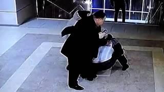 Драка пьяных сотрудников УМВД ХМАО! Главный боец полковник Будакин