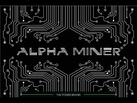 Alpha Miner 2400W PSU's Running Avalon 921 Miners At Core Scientific Facility In NC