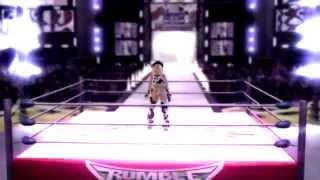 Rumble Roses XX - Dixie Clemets Intro (default costume)