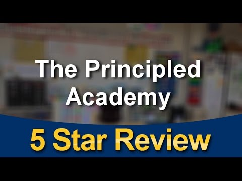 The Principled Academy San Leandro  Wonderful 5 Star Review by Paulina A.