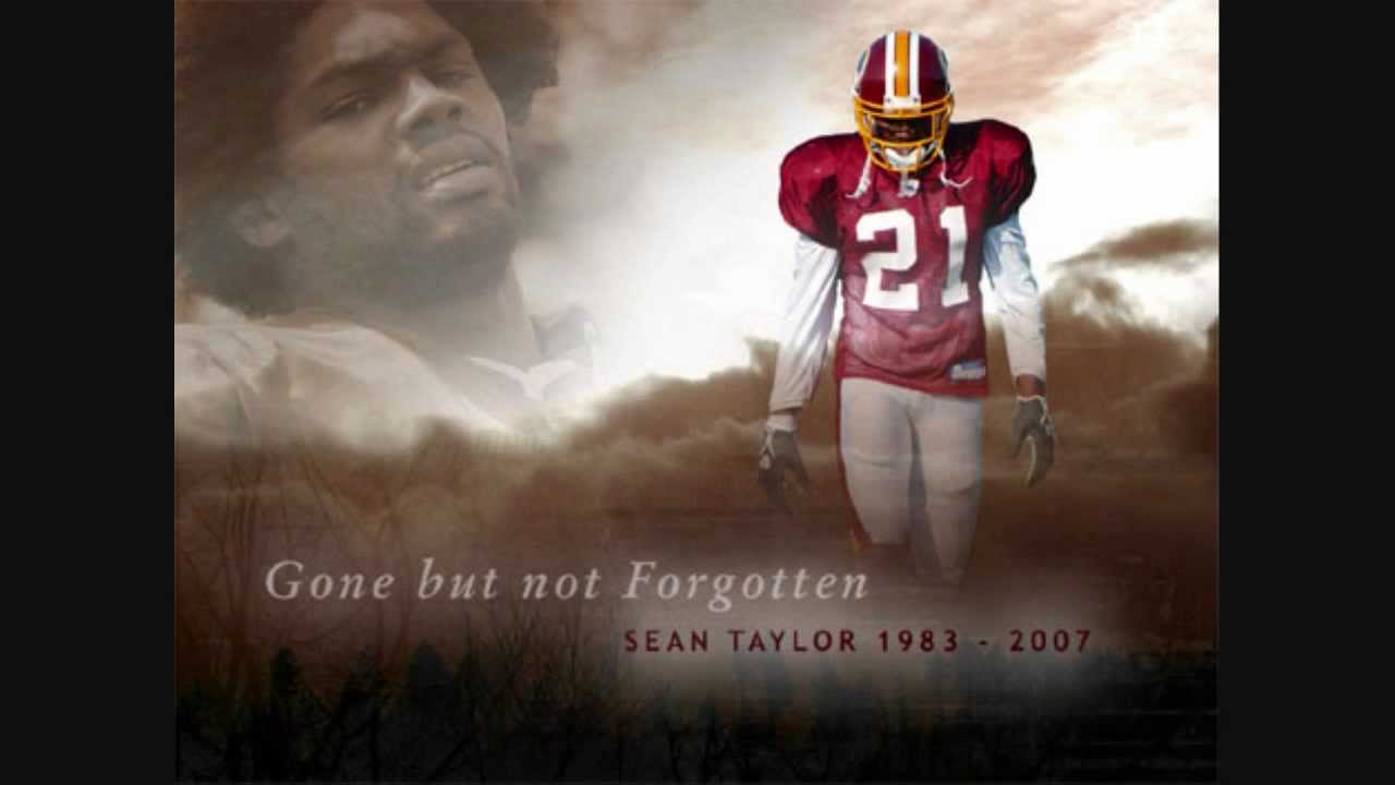 00695610bd1 Sean Taylor Tribute - I ll Be Missing You - YouTube