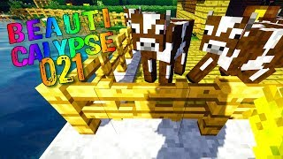 Minecraft #021 | Au weia Kuhweide | After Humans Let's Play Gameplay Deutsch thumbnail