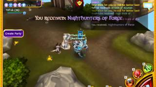 Arcane Legends | Gameplay | Warrior Level 35 | ThekillerxD | Farming Lockeds |