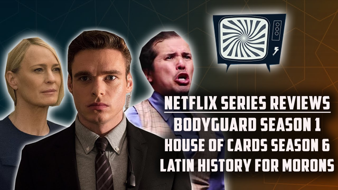 Reviews For Latin History For Morons House Of Cards Season 6