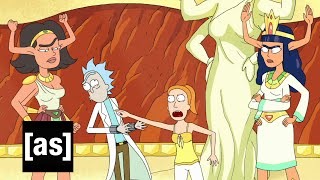Airing Grievances | Rick and Morty | Adult Swim