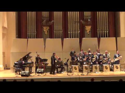 2017 Baylor Jazz Ensemble Swing Concert 1/3