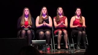 White Winter Hymnal- A Cappella