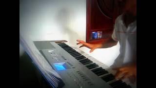 Chạm Lòng Con organ  ( Đệm piano )