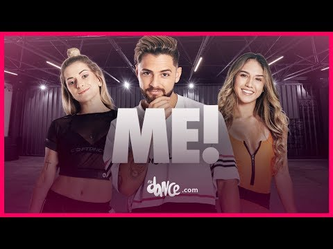 ME! - Taylor Swift Feat. Brendon Urie Of Panic! At The Disco | FitDance TV (Coreografia Oficial)