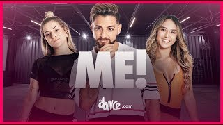 Gambar cover ME! - Taylor Swift feat. Brendon Urie of Panic! at The Disco | FitDance TV (Coreografia Oficial)