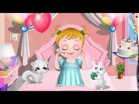 Малышка Хейзел отмечает день рождения