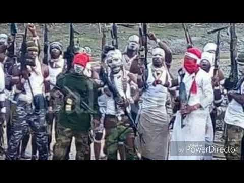 EP.338 OMG #NIGER DELTA MILITANTS TO DECLARE #REPUBLIC OF NIGER DELTA ON THE NEXT COMING 1ST OF JUNE