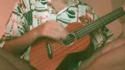 norman fucking rockwell - lana del rey - ukulele cover