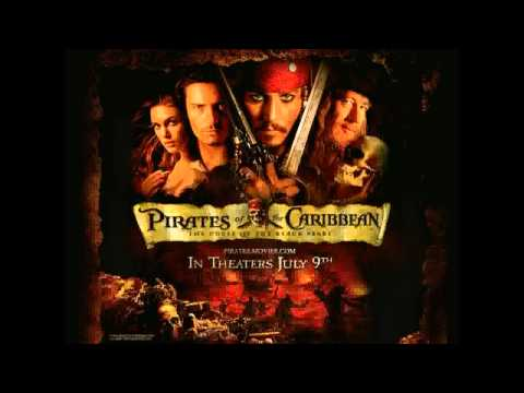 Pirates of the Caribbean - Jack Sparrow (D Major - alternate