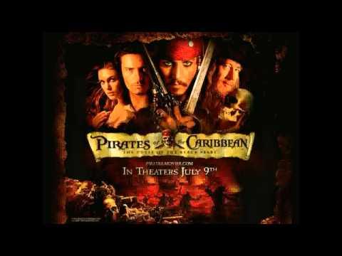 Pirates of the Caribbean - Jack Sparrow (D Major - alternate key)